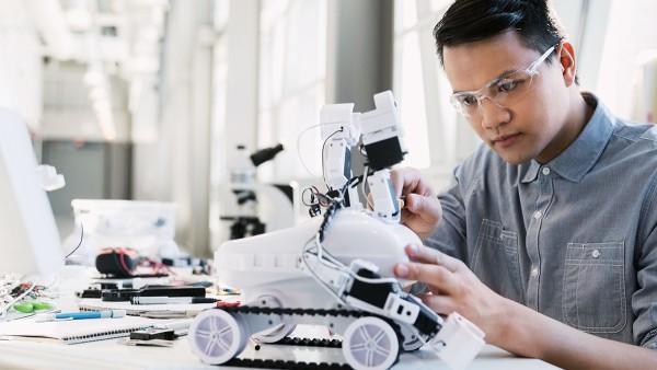 Schaeffler Corporate Venturing Innovationsfeld Robotik