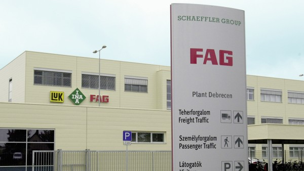 FAG Magyarország, Debrecen