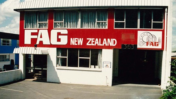 FAG continued it expansion plan to open a new office in New Zealand with warehouse facilities located in Penrose, an industrial area in the city of Auckland, southeast of the city centre.