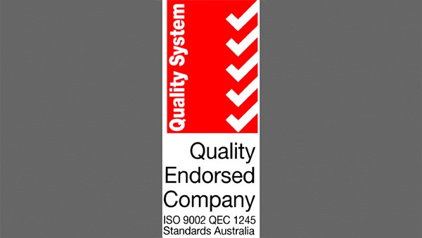 FAG Australia became a Quality accredited company to ISO 9002 standards and was granted preferred supplier status with their many and diverse customers.