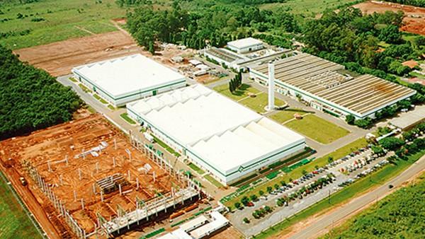 Es ampliada la fábrica de Rolamentos Schaeffler para instalar toda la línea de producción de jaulas y casquillos de agujas, totalizando 14.200 metros cuadrados.