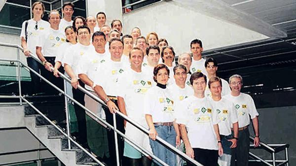 Unión de INA y de AS LuK en el mercado de reposición automotriz en Brasil, con la definición de una política conjunta de planeamiento, comercialización y distribución.