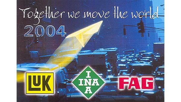 Las unidades INA, FAG y LuK centralizan las actividades del mercado de reposición en un único Aftermarket Service (AS).