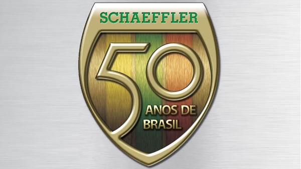 Schaeffler conmemora 50 años en América del Sur. Una historia que tuvo inicio con la instalación de Rolamentos Schaeffler do Brasil.