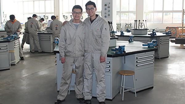 舍弗勒(南京)培训中心成立