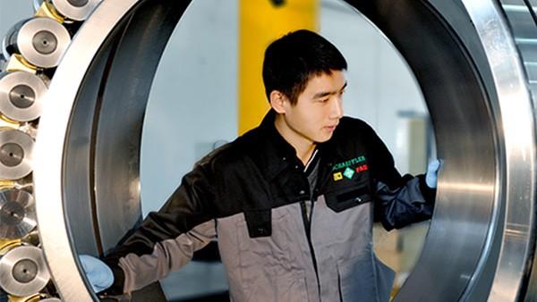 舍弗勒太仓轴承修复中心开业,提供专业的轴承修复、清洗和检测等服务。