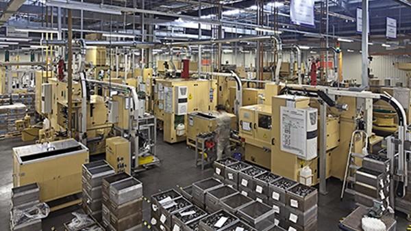 太仓四厂建成投产,主要生产滚针轴承、汽车变速箱和传动系统等领域的精密零部件(如换挡拨叉、同步环、离合器分离轴承),同时还生产滚针和注塑件等产品所需零部件。