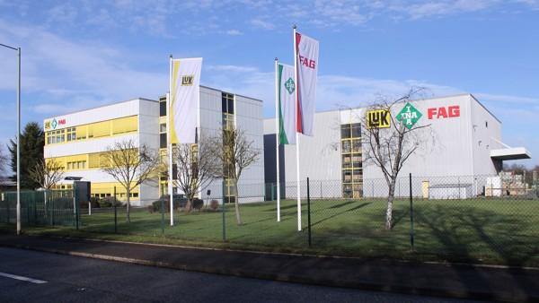 Schaeffler (UK) Ltd, Hereford