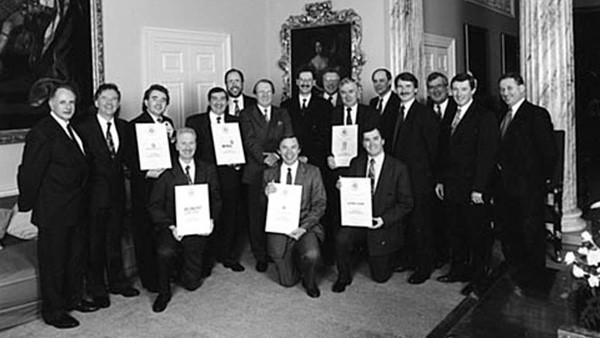 INA UK wins Perkins Quality Assured Supplier Award.