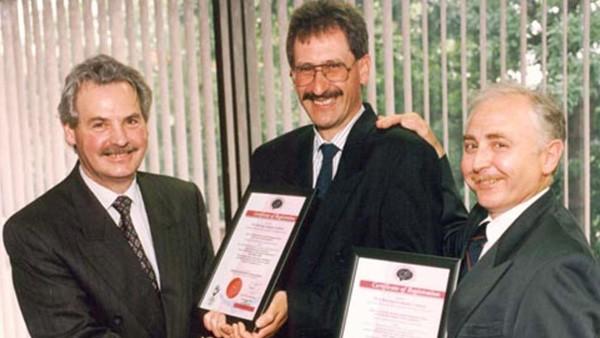 IS014001 awarded to INA. VDA awarded to INA.