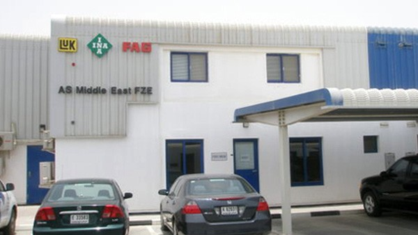 In December 2006, AS Middle East FZE shifted to an office / warehouse in Jebel-Ali Free Zone South area and started its trading activity by raising the first Invoice.