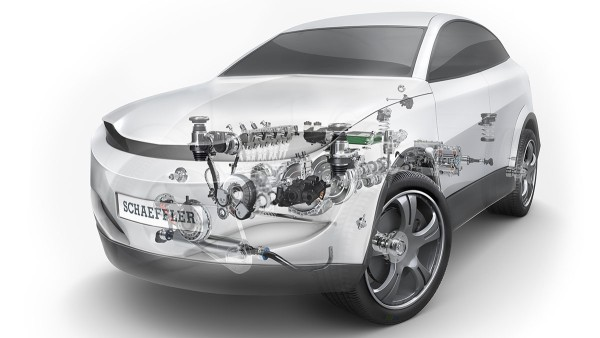 Schaeffler at IAA 2015