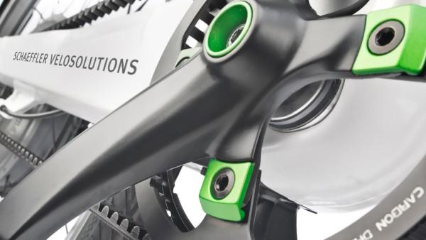 Schaeffler-brancheoplossingen voor LEV, fietsen en sport: Schaeffler Smart E-bike
