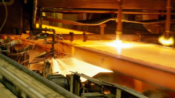 Schaefflers bransjeløsninger innen metallproduksjon og -bearbeiding