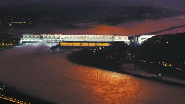 Energía hidráulica convencional: la presa de las Tres Gargantas en China