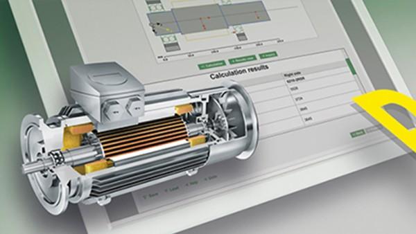 Gratis module voor de online berekening van elektromotoren en generatoren