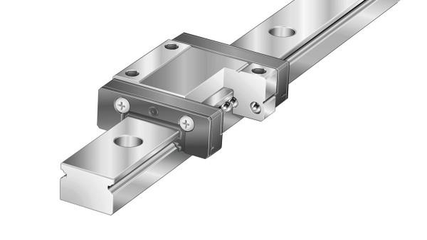 Schaeffler lineáris vezetékek: Kétsoros miniatűr golyósorsó és vezeték egységek