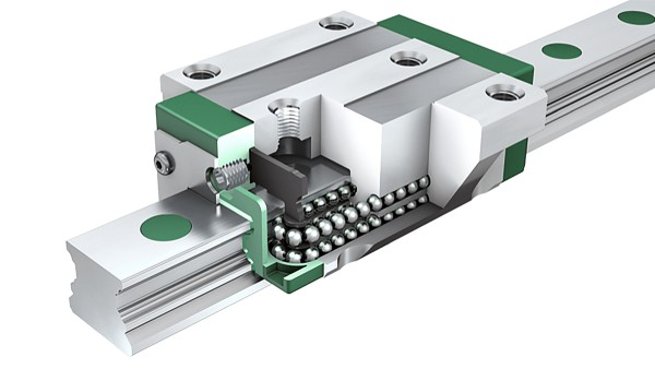 Schaeffler X-life products: Linear recirculating roller bearing and guideway assemblies