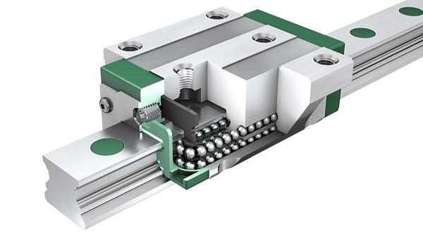 Schaeffler lineære føringer: Fireradede miniature kugleomløbsenheder