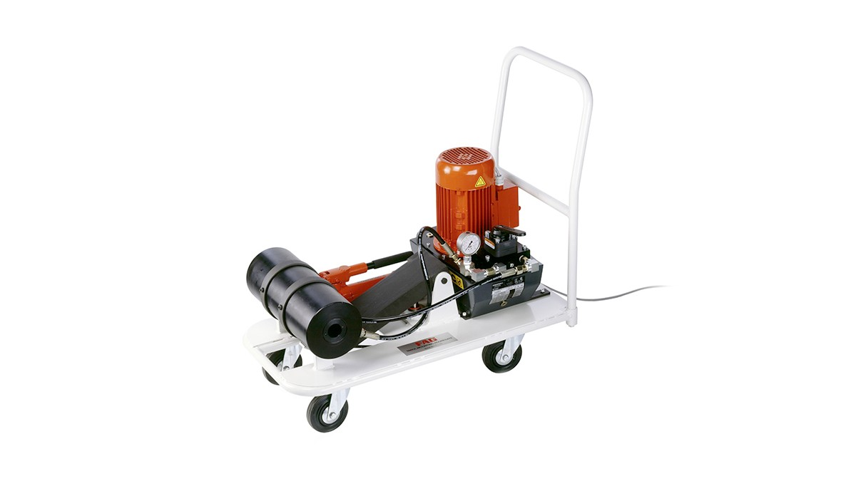 Schaeffler bakım ürünleri: Mobil hidrolik ünitesi