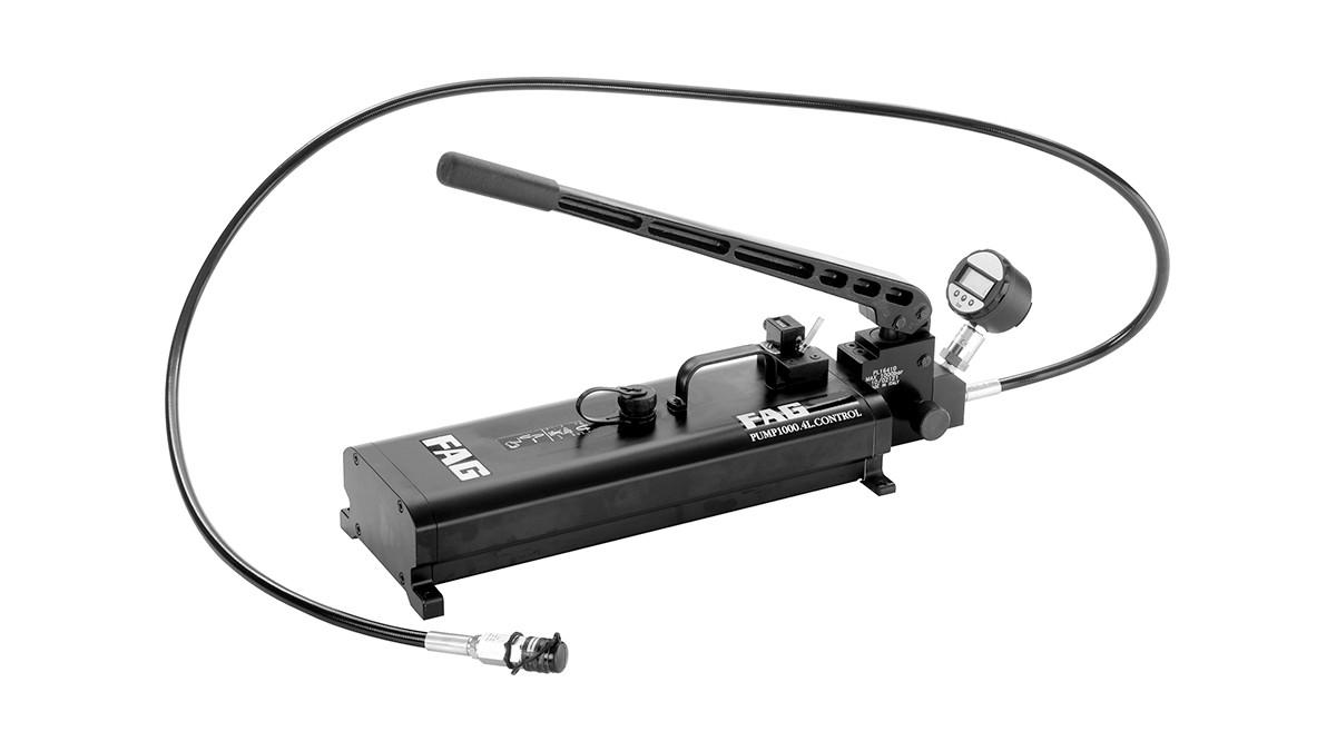 Produtos de manutenção Schaeffler: Geradores de pressão