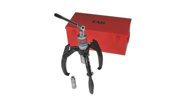 Produkty Schaeffler do utrzymania ruchu: Narzędzia mechaniczne, ściągacze hydrauliczne