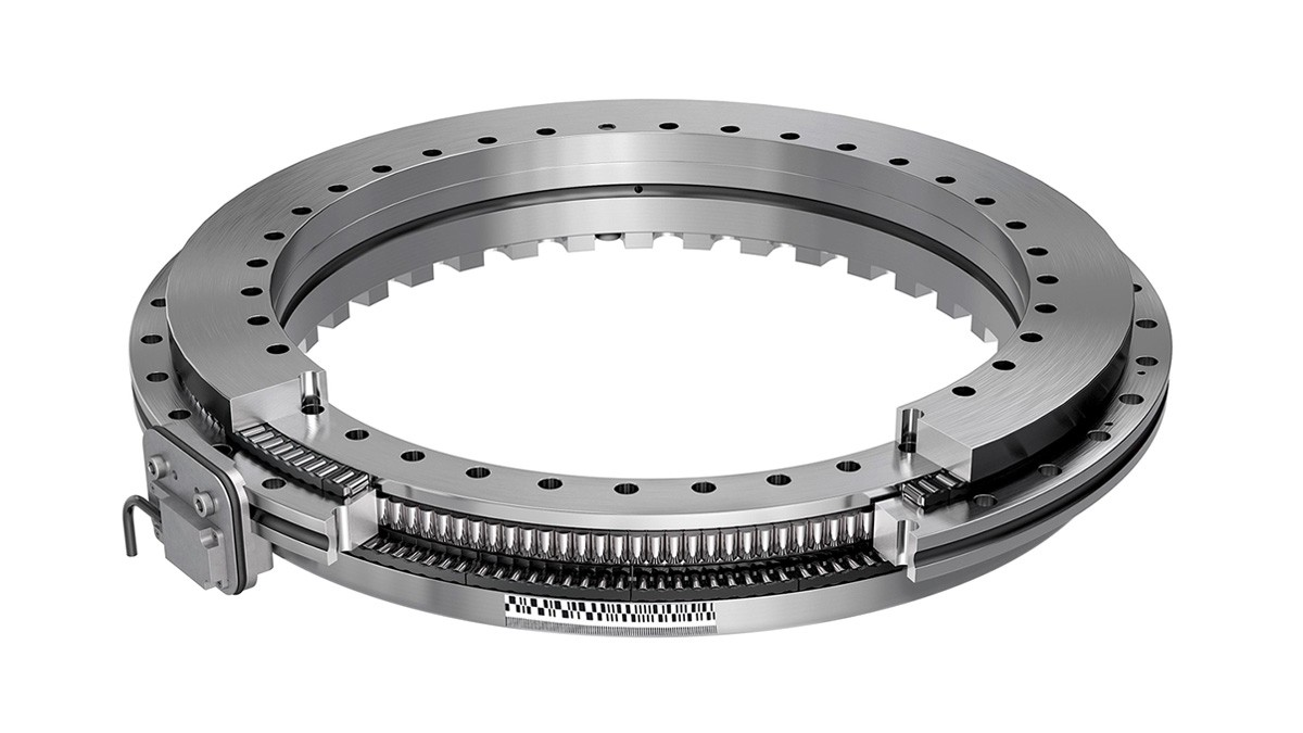 INA rotary table bearings YRTSMA
