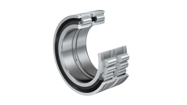 Schaeffler gördülőcsapágyak és siklócsapágyak: Telegörgős hengergörgős csapágyak hornyos gyűrűkkel