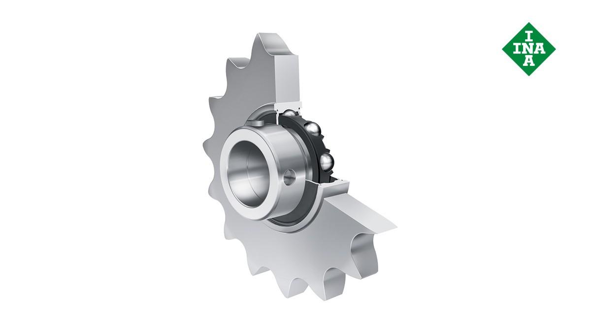 Rodamientos y casquillos de fricción Schaeffler: Ruedas tensoras para cadenas