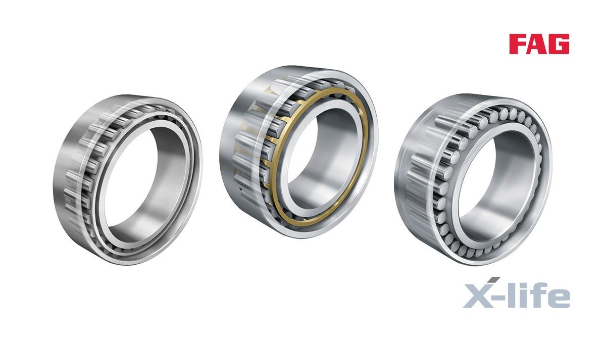 Rodamientos y casquillos de fricción Schaeffler: Rodamientos de rodillos toroidales TORB