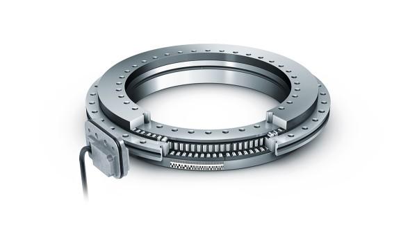 Rodamientos y casquillos de fricción Schaeffler: Rodamientos axial-radial con sistema de medición integrado