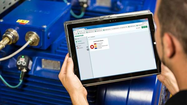 Cloud services voor elektromotoren