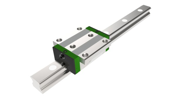 Linear recirculating ball bearing and guideway assemblies INA KUSE X-life: Load ratings increased by up to 44% and rating life extended approximately threefold