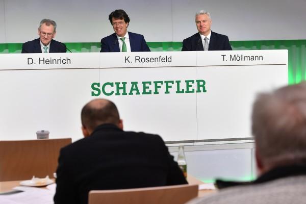 Schaeffler-Jahrespressekonferenz 2019