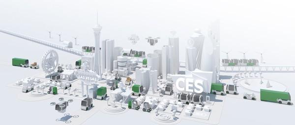 CES 2019 | Schaeffler Group