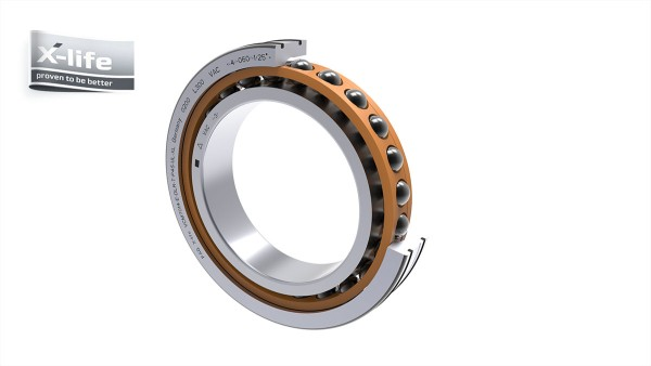 A series available in three performance classes: M, HCM, and VCM – a simple and very efficient way to match the suitability for high speeds and the robustness of the spindle bearings to customers' requirements.