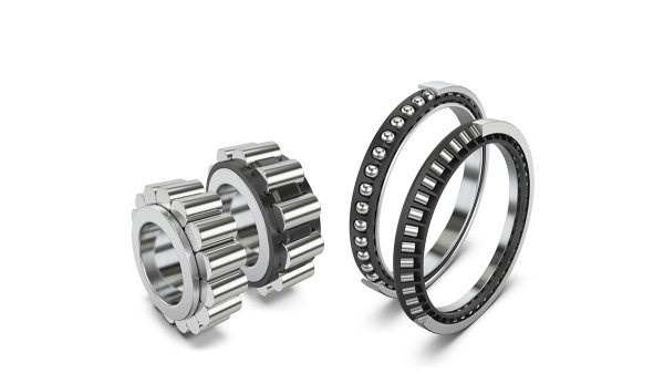 Our range of bearings with identical mounting dimensions mean lower costs for modular gearbox systems.