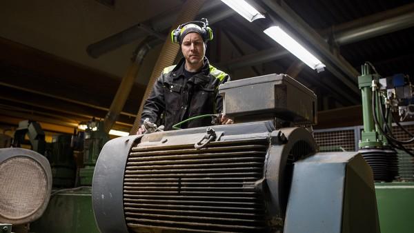 Weltweit helfen Produkte von Schaeffler ungeplante Anlagenstillstände zu vermeiden. So auch in Schweden, dem Partnerland der Hannover Messe 2019.