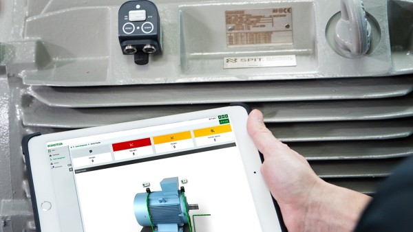 Total plant condition transparency with IoT condition monitoring