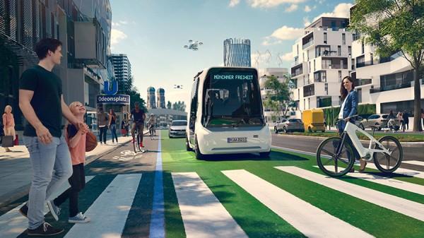 Schaeffler auf der IAA Mobility 2021 in München
