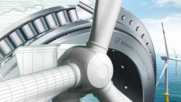 Schaeffler Wind-Power-Standard setzt Qualitätsmaßstäbe