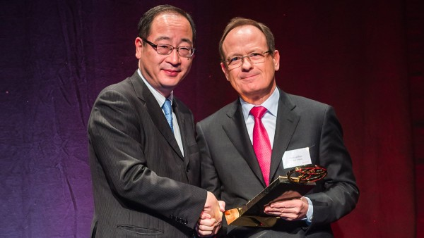 Schaeffler has received one of the coveted gold awards in the category value analysis from Toyota Motor Europe.