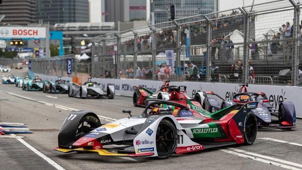 Audi Sport ABT Schaeffler back in China and in title race