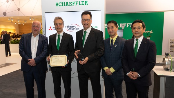 Schaeffler and Mitsubishi Electric announce global strategic partnership