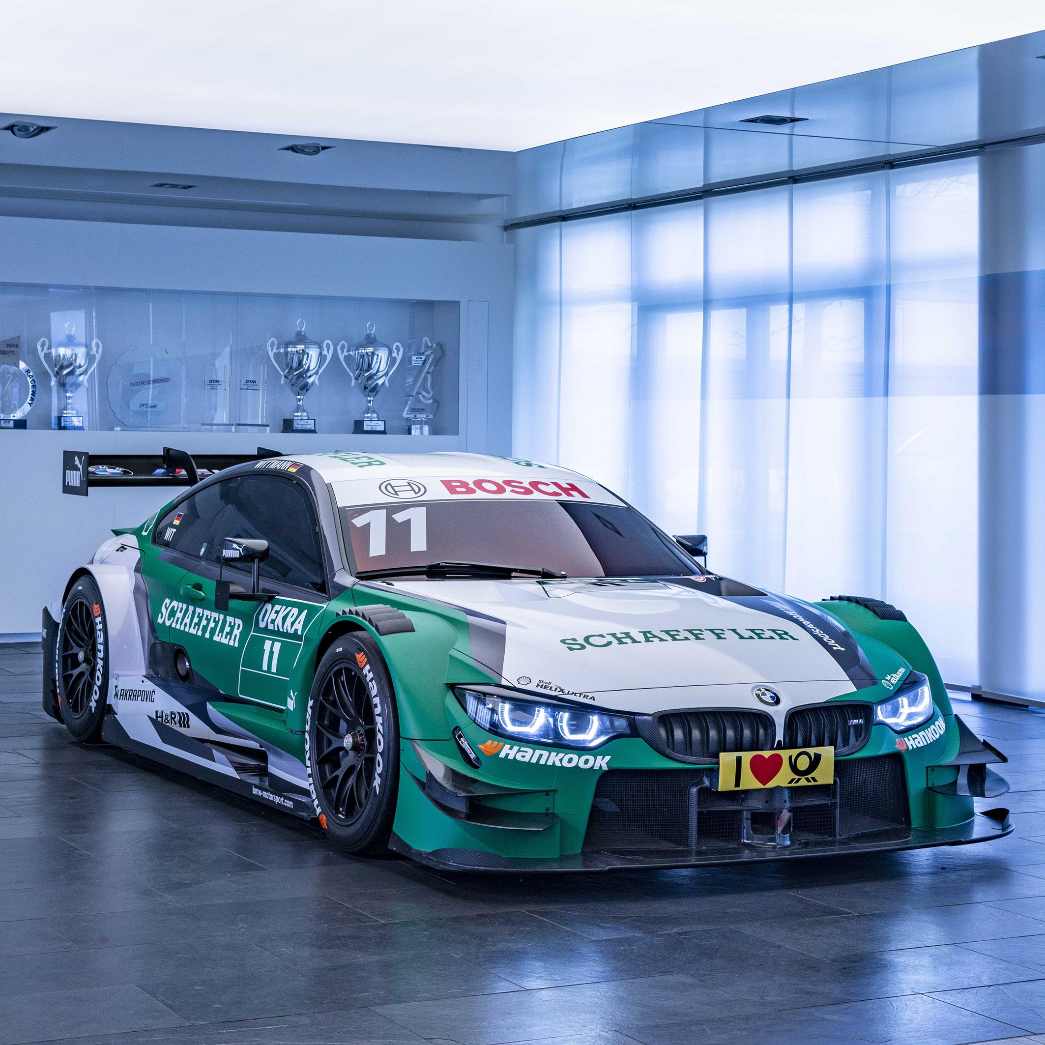 Schaeffler Is The New Premium Partner To Bmw M Motorsport In The Dtm