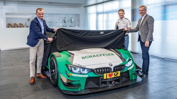 Schaeffler is the new premium partner to BMW M Motorsport in the DTM.