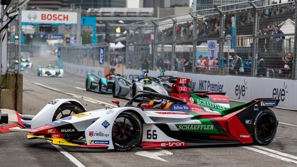 Formula E starts European tour in Rome