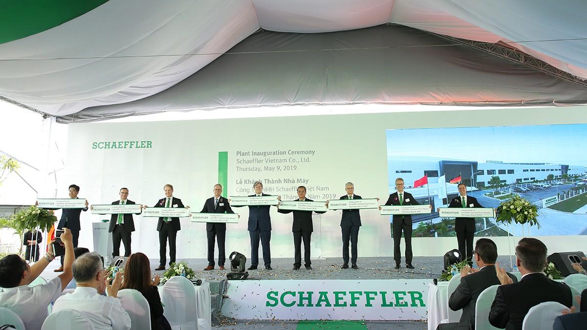 Schaeffler đầu tư 45 triệu Euro vào nhà máy mới tại Việt Nam