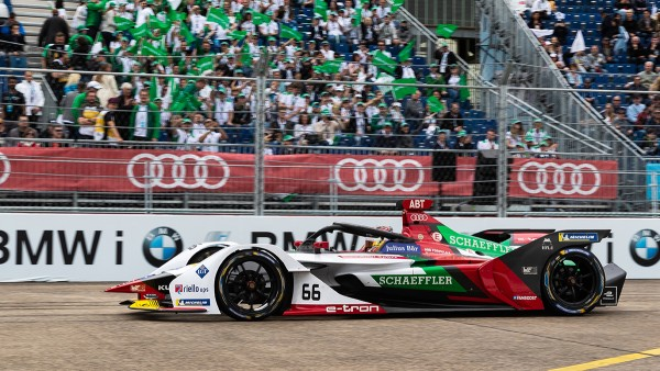 Suspense galore for Audi Sport ABT Schaeffler in Switzerland