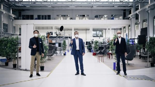 Schaeffler becomes an anchor partner for STARTUP AUTOBAHN